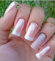 50 Beautiful Nail Art Designs & Ideas Nails have for long been a vital measurement of beauty and Stylish Nails, Trendy Nails, Love Nails, Fun Nails, Ambre Nails, Wedding Nails Design, Cute Acrylic Nails, Nagel Gel, Manicure And Pedicure