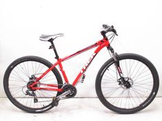 You Know You Could Help Save The Earth By Using Trek Xcaliber 4 Men's Mountain Bike, Right?