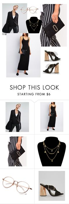 """""""Roxana Zubia Trunk Show"""" by lolita061 on Polyvore featuring ASOS, Charlotte Russe and New Look"""