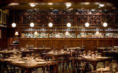 Restaurant Hubert - 15 Bligh Street, Sydney -