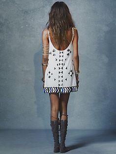 Festival Sequin Dress