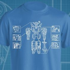 "Universe Sold Separately | T-shirt http://ift.tt/1BCanQm  #Voltron #fanart #80s #Transformers #VoltronLegendaryDefender #tshirt #fashion #design #sale #clothing #shirt #tshirts #tee #blueprint #lion ""... A mighty robot loved by good feared by evil. As Voltron's legend grew peace settled across the galaxy. On Planet Earth a Galaxy Alliance was formed. Together with the good planets of the Solar System they maintained peace throughout the universe until a new horrible menace threatened the…"