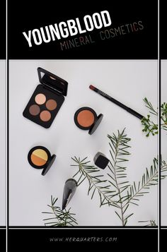 #Youngblood Mineral Cosmetics #Review