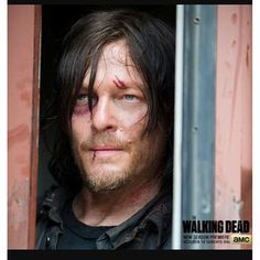 I like that close up #twd #thewalkingdead #zombies #bestsurvivalseries #Daryl http://storetvshows.com/product-category/zombie-store/