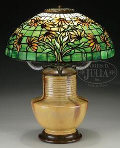 Beautiful Tiffany Style Lamps
