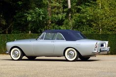 1961 Bentley Continental S2 Park Ward Drophead Coupé