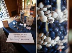 The perfect sign for your wedding candy bar.