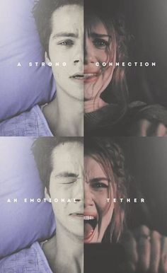 Stiles and Lydia- the pair that are still linked to each other and know each other very well. Description from pinterest.com. I searched for this on bing.com/images