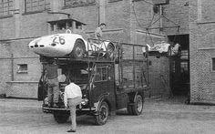 Image result for vintage car trailer