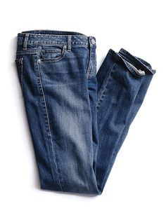 VS Pencil Low-rise Straight Jean