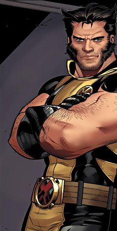 Logan aka Wolverine by Emanuela Lupacchino