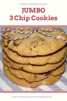 Jumbo Chocolate Chip Cookies!