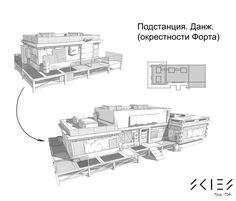 ArtStation - scies building, Sergey Shilkin