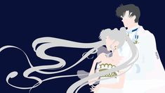 Serenity and Endymion from Sailor Moon Crystal by matsumayu.deviantart.com on @DeviantArt