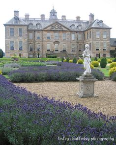 Belton House... Looks like Rosing Park from Pride and Prejudice (1995)