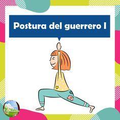 Fichas con posturas de YOGA para niños en PDF para descargar Chico Yoga, Yoga 1, Mudras, Yoga For Kids, Tai Chi, Asana, Parenting Advice, Yoga Fitness, Pilates