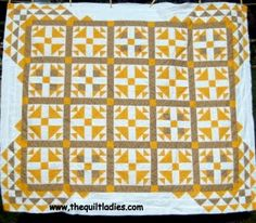 free spring quilt pattern block of you
