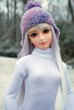 It's a snow day!!   by ♡petiteamie♡, via Flickr
