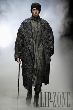 Damir Doma Fall-winter 2010-2011 - Menswear - Look 1
