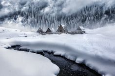 by Legends of the Winter  (Mt Vranica, Bosnia and Herzegovina)
