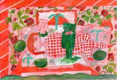 SAKURA TAMAGAWA ARTWORKS