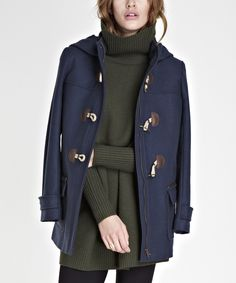 Coat a must have