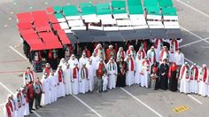 This is how the Rulers celebrated UAE National Day, Abu Dhabi