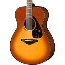 Yamaha Fs800 Folk Acoustic Guitar Guitar Center Yamaha Guitar Acoustic Guitar Guitar