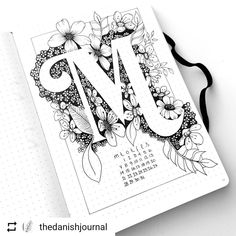"Gefällt 1,306 Mal, 14 Kommentare - Bullet Journal features (@bujobeauties) auf Instagram: ""By @thedanishjournal ・・・ Hi guys. New frontpage setup for May. I have been working my fingers off…"""