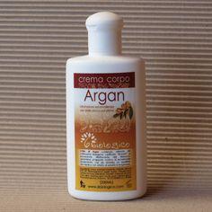 Crema corpo per una idratazione completa, circolazione e massaggi.