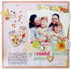 Kim Watson's blog: There's a spring in my step+ layouts