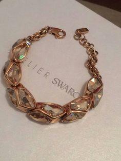 pulseira swaroviski original - jóias swarovski