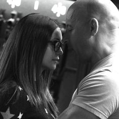 vindiesel: Making movies allows me to work with some really great people… Nina is one of them. Xander and Becky! #thereturnofxandercage
