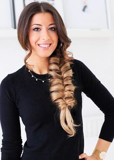 Take fishtail braid hairstyles to the next level. Here are the most interesting fishtail hairstyles to try with the help of step by step tutorials.