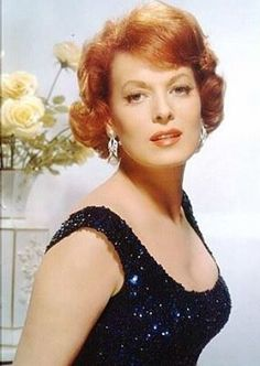 Image detail for -Liam Bartlett spoke to the flaming red-headed Hollywood film siren Maureen O'Hara. She played along leading men such as Tyrone Power, John Wayne, Henry Fonda, Jimmy . Hollywood Stars, Golden Age Of Hollywood, Vintage Hollywood, Hollywood Glamour, Classic Hollywood, Hollywood Icons, Classic Actresses, Beautiful Actresses, Actors & Actresses