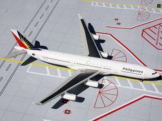 GEMINI JETS 200 1/200 PHILIPPINES A340-300! MINT! G2PAL374