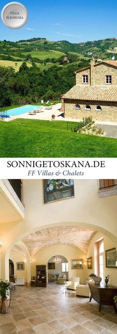 www.casalio.com || Villa Eleonora || Italien - Toskana || Provinz Pisa bei Casale Marittimo, 6 Schlafzimmer, Privater Pool, Klimaanlage. Die Villa liegt ca. 20 km von Cecina und der Küste entfernt. Die Villa bietet ausreichend Möglichkeiten für einen erholsamen Urlaub zwischen Ausspannen in der Natur und Ferien in guter Entfernung zur  Küste der Toskana. #Toskana #Ferienhaus #Urlaub #Reisen #Villa #SonnigeToskana #Luxus #wanderlust #vacation