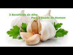 3 Benefícios do Alho Para a Saúde do Homem - Washington Luiz Rodrigues