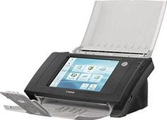 Canon Usa Canon Scanfront 330 Networked Document Scanner, Scan Speed 30ppm-60ipm, 50 Sheet
