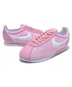 best service 35f60 61c1e Women Nike Cortez Pink White