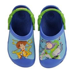 Crocs™ Boys' Woody And Buzz Lightyear (Infant-Toddler)