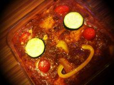 朝からパスタが食べたいと言われたので♪(´ε` ) - 48件のもぐもぐ - 顔ラザニア♡ by eim153