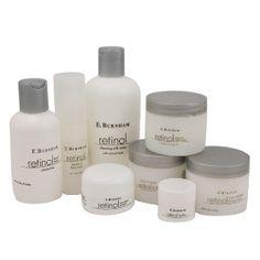 Retinol Complete Beauty Collection - Includes the following products: Retinol Ultra Skin Care Créme - 1.7/8 Oz., Retinol Vitamin C Face Serum - 1 Oz., Retinol Ultra Rich Night Créme with Aloe - 1.7/8 Oz., Retinol Intensified Eye Gel - .5 Oz., Retinol Neck and Decollete Firming Créme - 1. 7/8 Oz., Retinol Lip Bliss - 1/4 Oz., Retinol Cleansing Milk Lotion - 8 fl. Oz., Retinol Facial Toner - 4 fl. Oz. Skin Care Regimen, Skin Care Tips, Vitamin C Face Serum, Cleansing Milk, Facial Toner, Eye Gel, Anti Aging Skin Care, Vitamins, Aloe