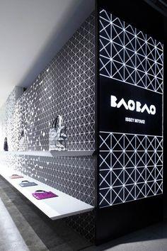 Interactive interior facade Issey Miyake Moment Design Tokyo 03