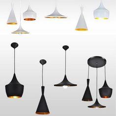TOM-Dixon-Beat-Ceiling-Fixtures-Pendant-Light-Lamp-Chandelier-Kitchen-Bedrooom