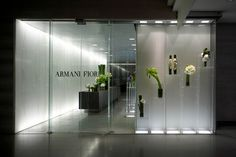 Stores: Hong Kong | Armani/Fiori