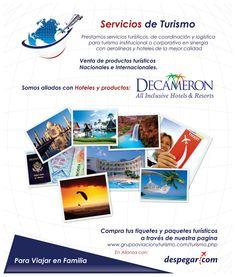 Aprovecha el #CyberLunes para viajar con Grupo Aviación y Turismo en www.grupoaviacionyturismo.com/turismo.php