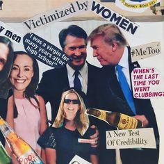 #dumptrump2020 #justiceforsale #goodoldboys #misogyny #supremecourt #fratparty #voteblue #democracy #2020