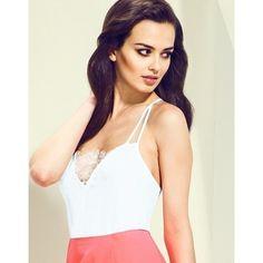 Kourtney Kardashian style. Kardashian Lace Cami. View this product here http://wheresthatstyle.com/products/12359-kardashian-lace-cami