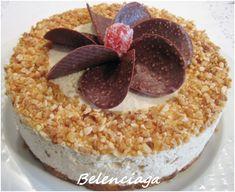 Cheesecake Cake, Mini Pies, Spanish Food, French Food, Flan, Nutella, Cupcake Cakes, Oatmeal, Chocolate